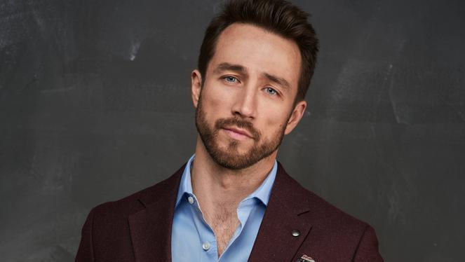 Actor Brendon Zub Talks His Latest Role in Lifetime's 'A Twist of Christmas'