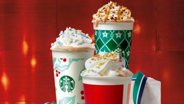 Starbucks Best Drinks Without Coffee