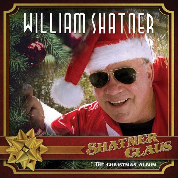 William Shatner Claus